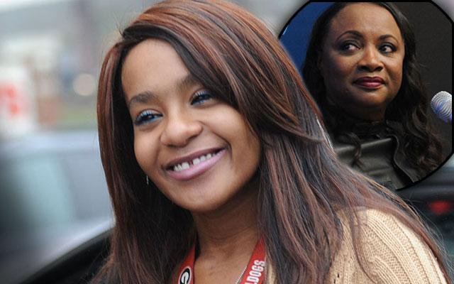 //bobbi kristina brown death aunt pat houston first interview