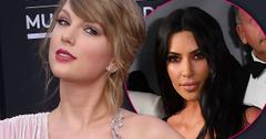 Taylor Swift Shades Bully Kim Kardashian Elle Interview