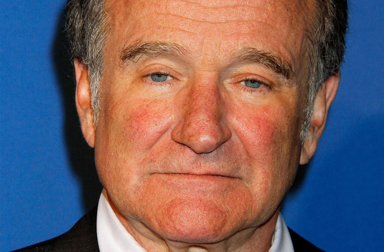 Robin Williams New Book Cocaine Alcohol Downward Spiral