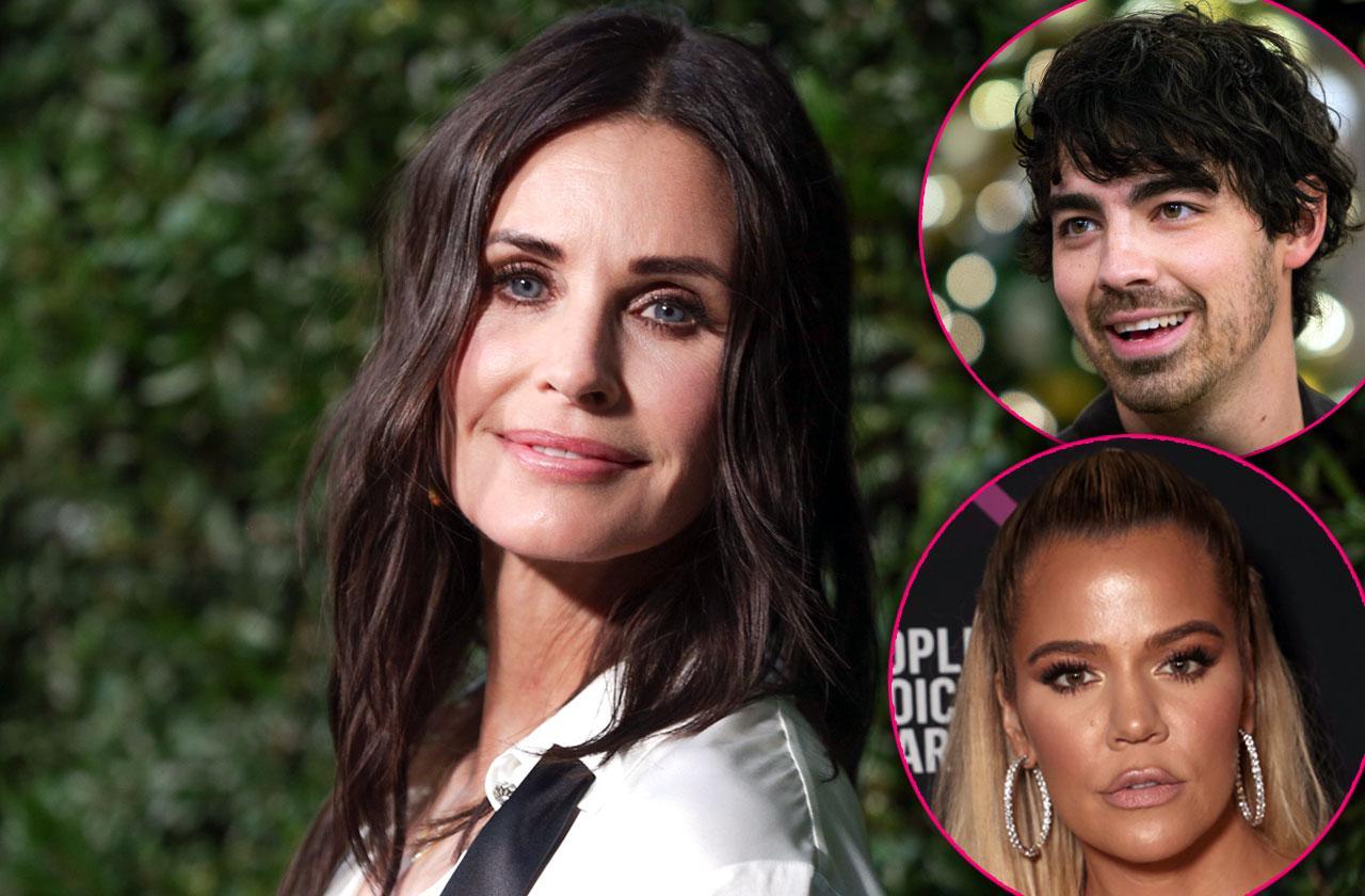 How Courtney Cox Kim Kardashian Joe Jonas Lost Virginity