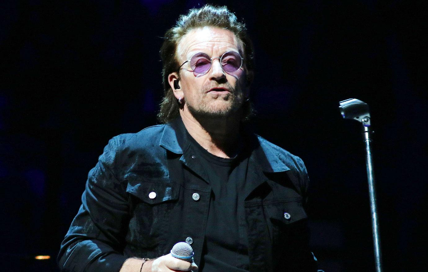 Bono Loses Voice During Berlin Concert