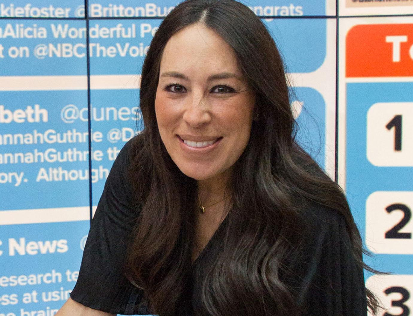 Joanna Gaines Shares New Baby Boy Name