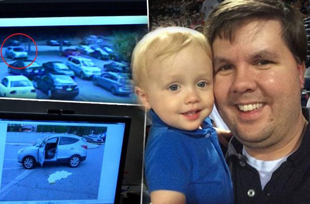 //hot car death justin ross harris jury video surveillance pp