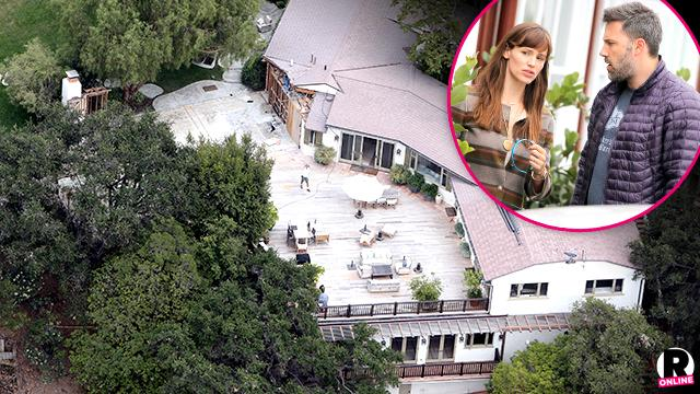 Ben Affleck Jennifer Garner Making Real Estate Moves In Preparation For Divorce