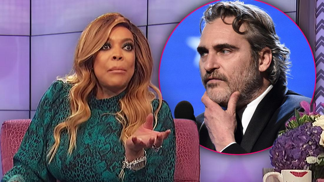 Wendy Williams Apologizes For Joke About Joaquin Phoenix's Cleft Palate