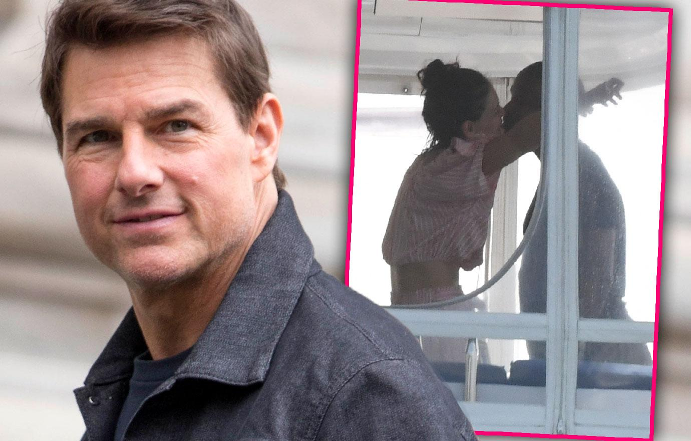 Tom Cruise Goes To Disneyworld As Ex Katie Holmes Cavorts With Jamie Foxx