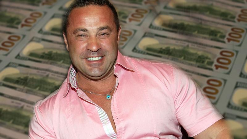 //joe giudice reality special paid  thousand dollars pp