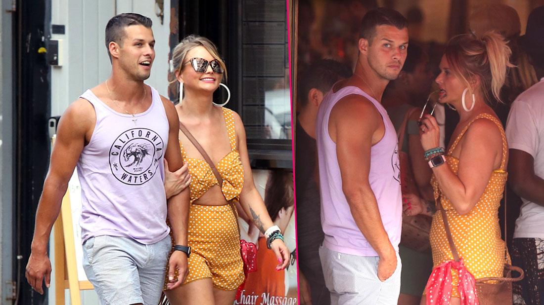Stripped Down Miranda Lambert And Hunky Hubby Brendan McLoughlin Heat Up NYC