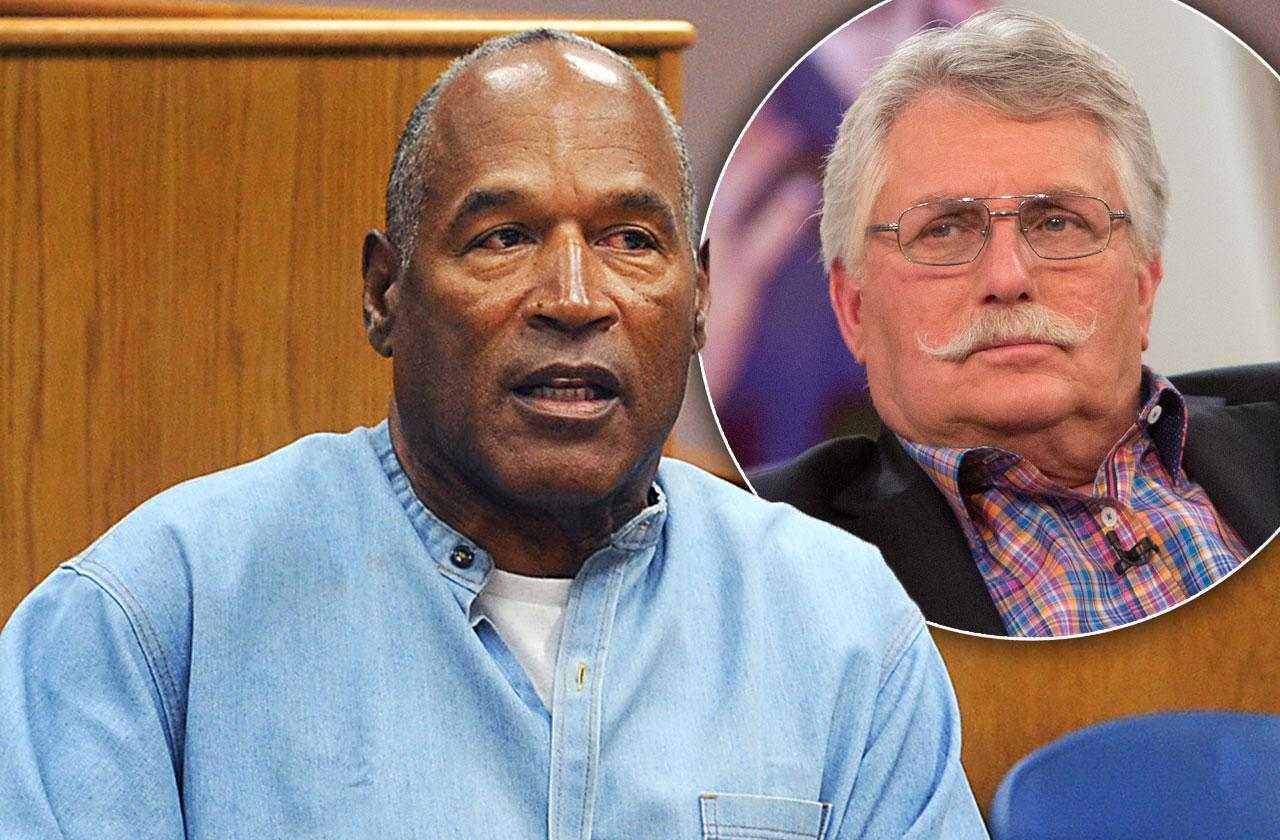 //oj simpson bashes fred goldman court pp