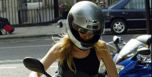 Gwyneth Paltrow bike banned school