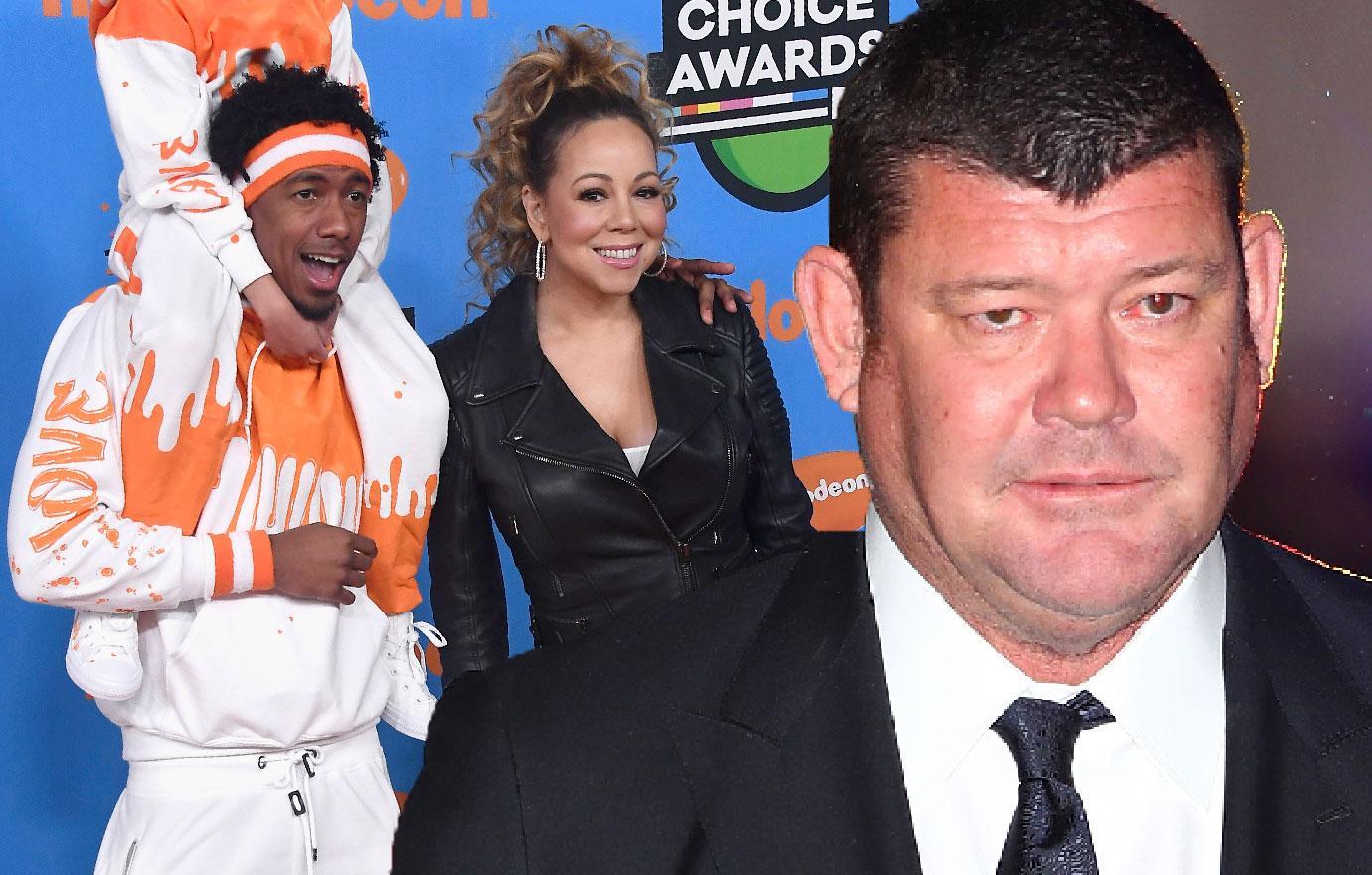 Mariah Carey Ex Fiance James Packer Mental Breakdown