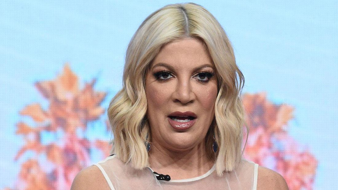 Tori Spelling Still Owes $87K In Bank Lawsuit Despite 'BH90210' Job