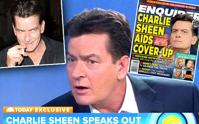 //charlie sheen hiv positive drugs drinking after diagnosis photos pp