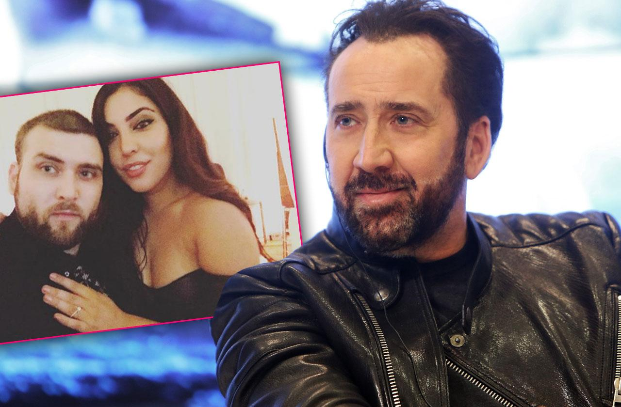 //nicholas cage son weston engaged divorce pp