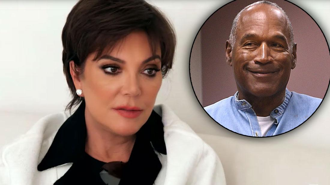 Kris Jenner Cries Over OJ Simpson Affair Rumors In 'KUWTK' Teaser