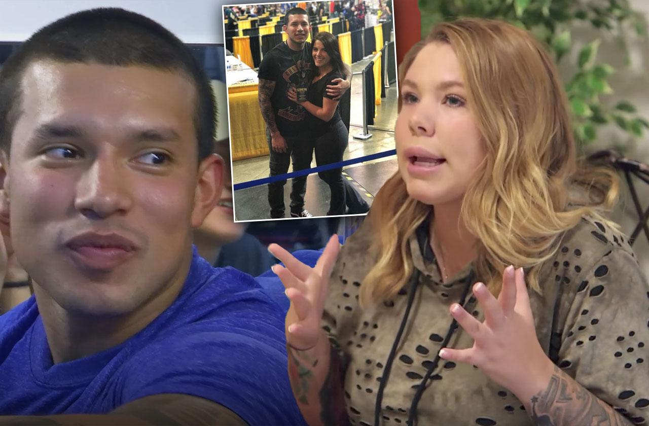 //kailyn lowry fight javi marroquin new girlfriend pp