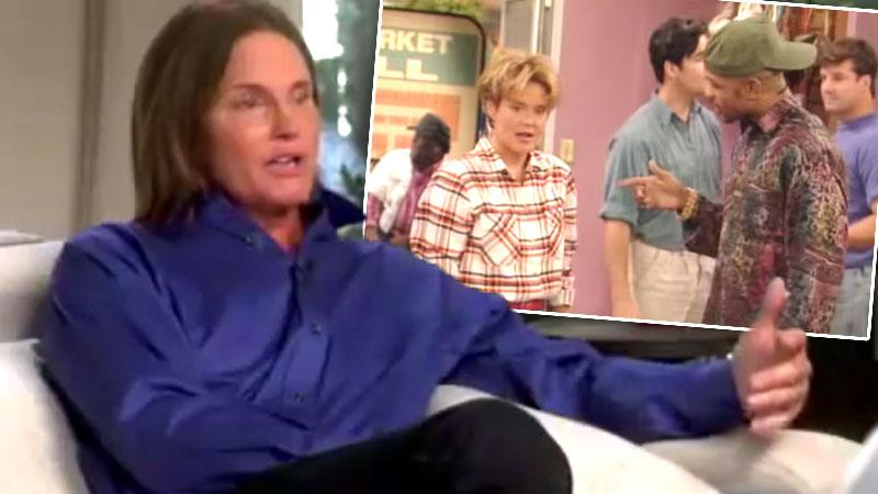 Bruce Jenner 'Married With Children'