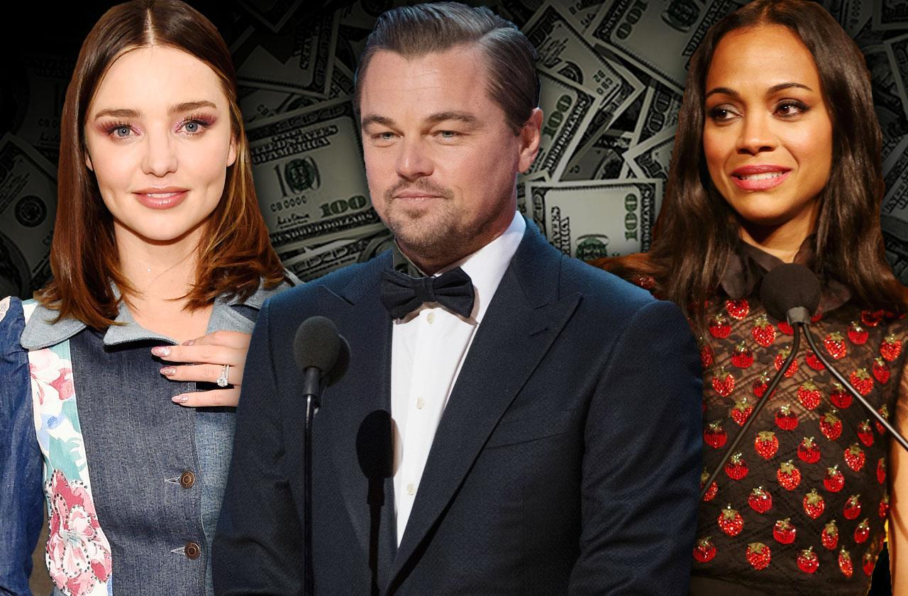 Leonardo DiCaprio Hollywood Stars Money Laundering Scandal