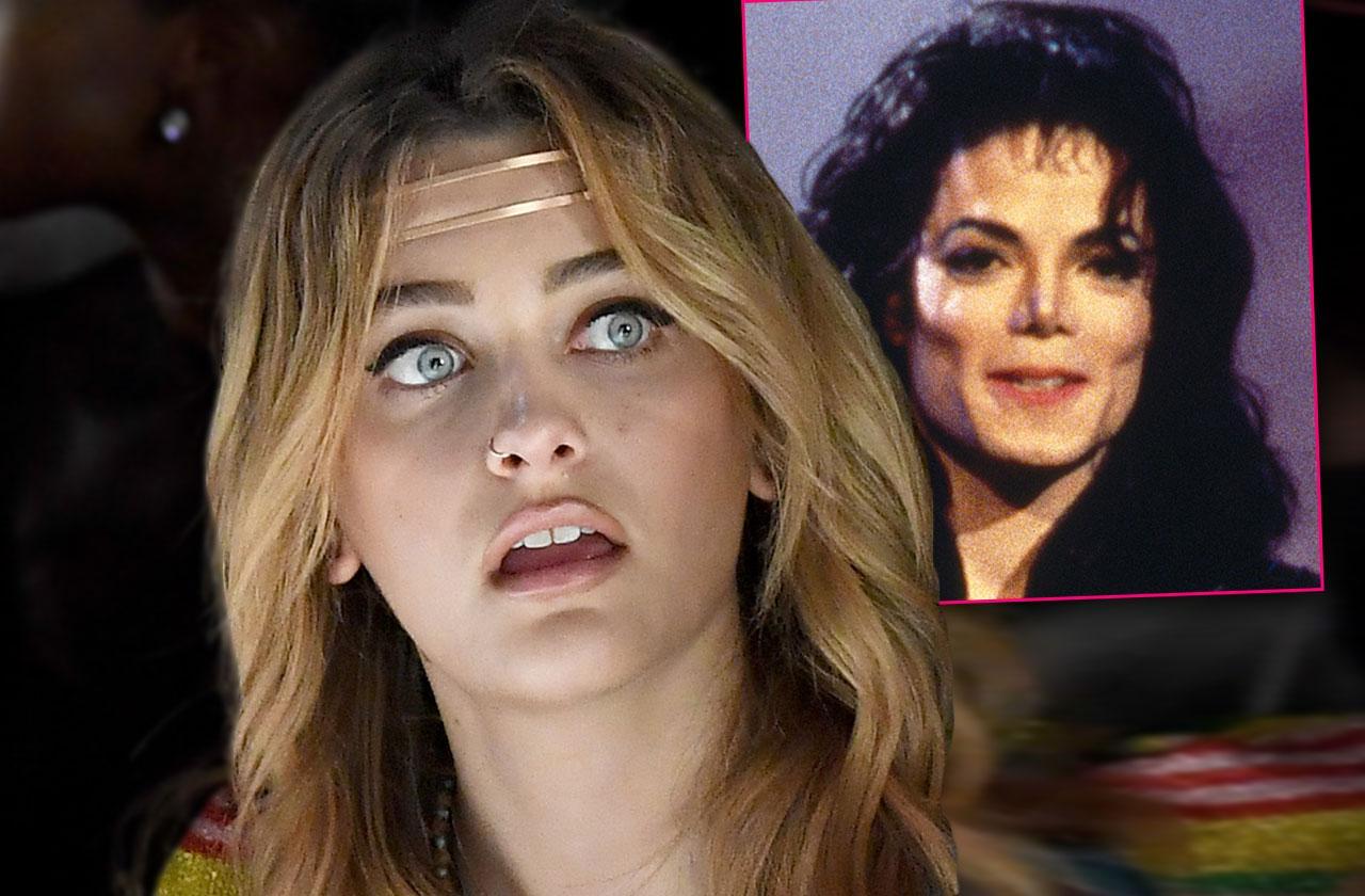 Family Fears Sex Abuse Film Send Paris Jackson Over The Edge