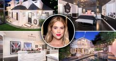 Ashley Benson Pretty Little Liars Lists Hollywood Hills House