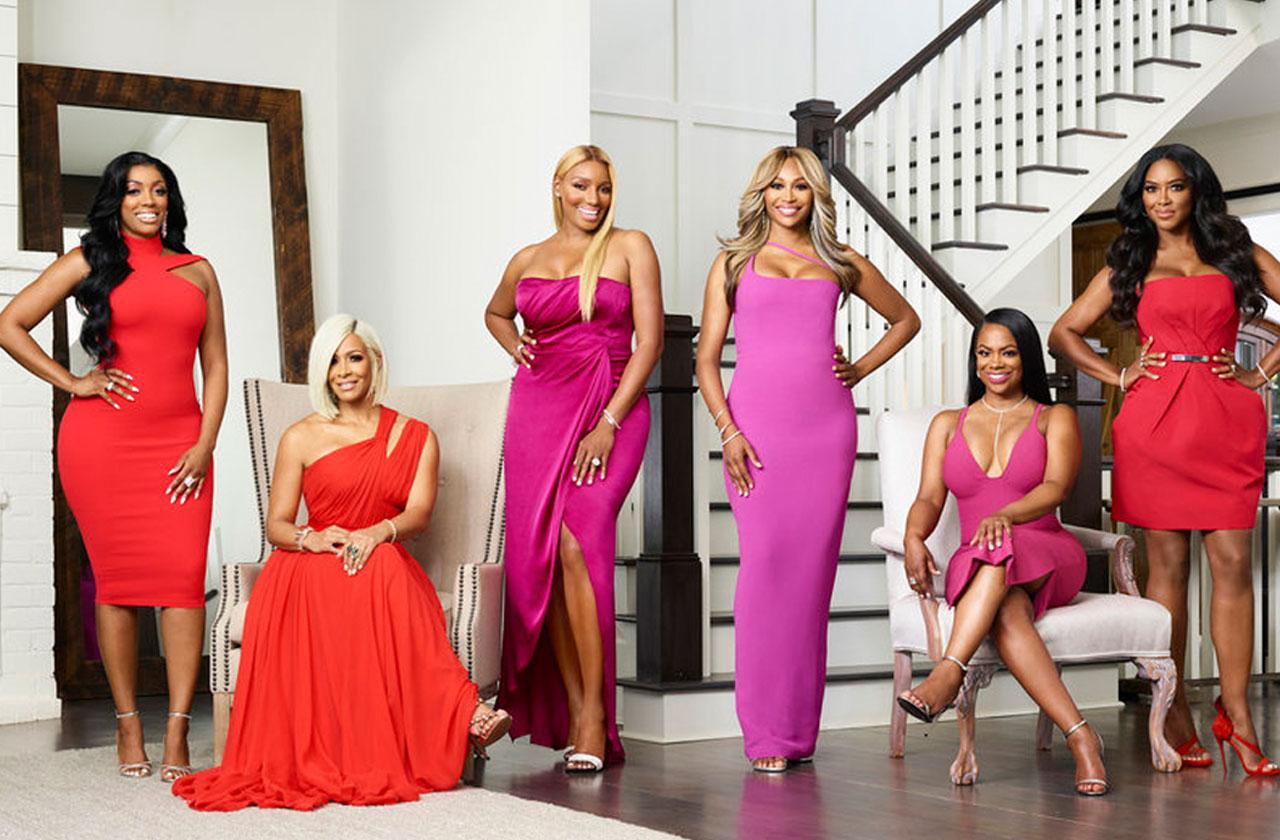 //rhoa casting team new housewives atlanta pp