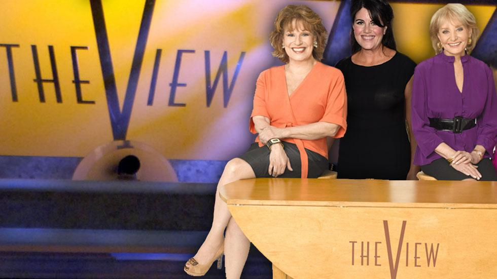 Barbara Walters Wants Joy Behar And Monica Lewinsky On The View