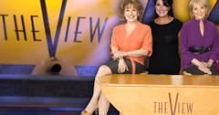 Barbara Walters Wants Joy Behar And Monica Lewinsky On The View