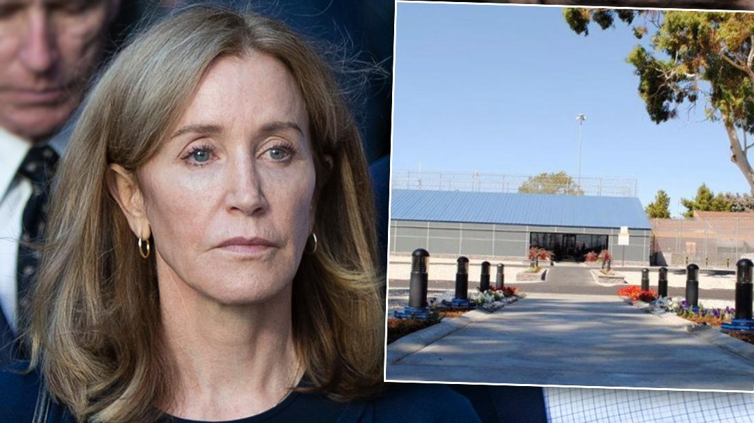 Felicity Huffman Serving Her College Bribe Scandal Time In Lavish 'Club Fed' Prison