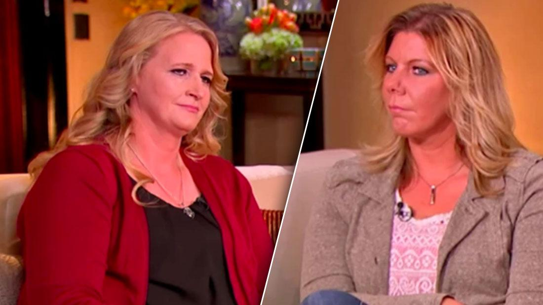 Sister Wives' Feud! Kody Brown's Wives Meri & Christine Avoid Each Other On Cruise
