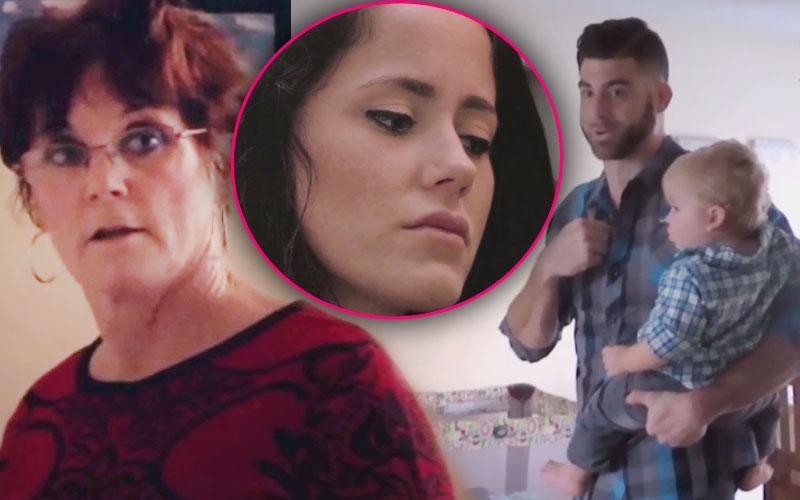Jenelle Evans's Boyfriend Calls Cops On Her Mom