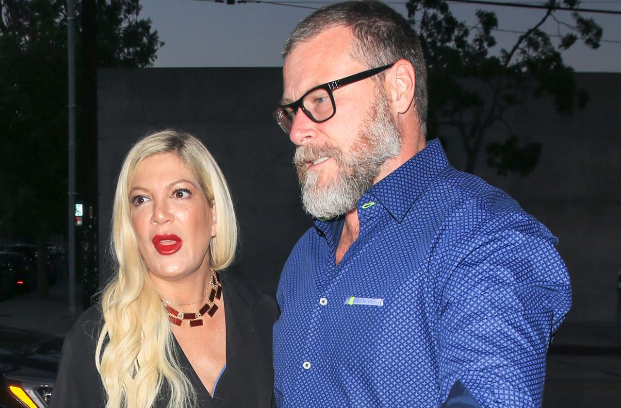 Tori Spelling & Dean-McDermott Debt Fight