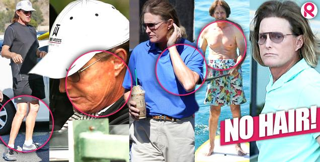 //hair today hairless tomorrow bruce jenner shows off his waxing obsession amid reports of a womanly transformation wide