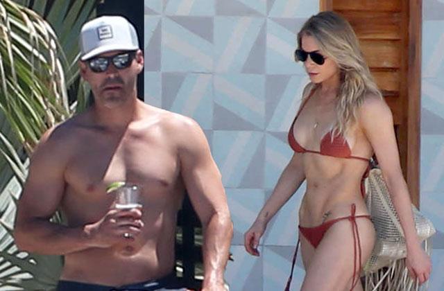 //LeAnn Rimes Bikini Body Anniversary Eddie Cibrian Mexico  pp