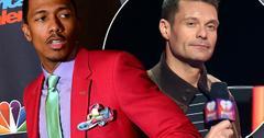 Ryan Seacrest Replacing Nick Cannon Americas Got Talent