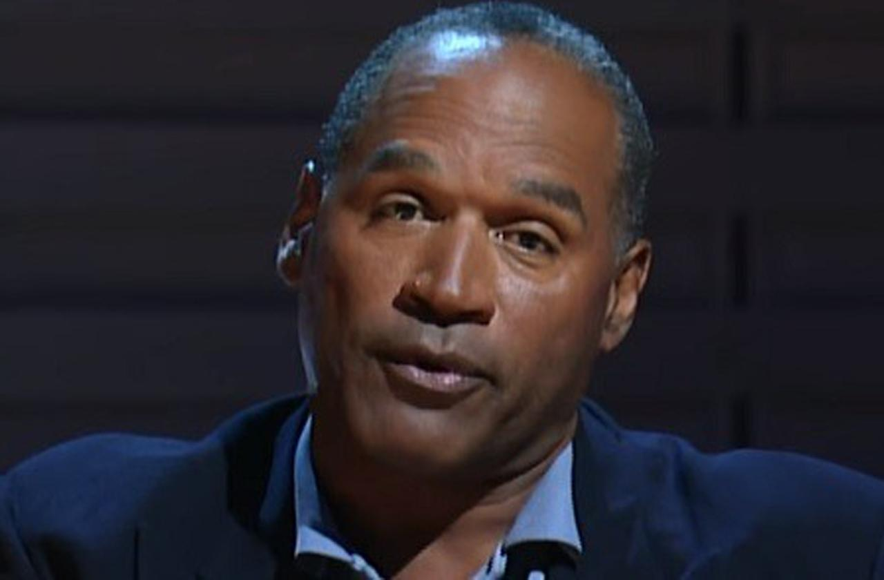 O.J. Simpson Book 'If I Did It' Fox Interview