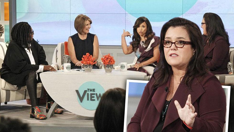 //the view rosie odonnell