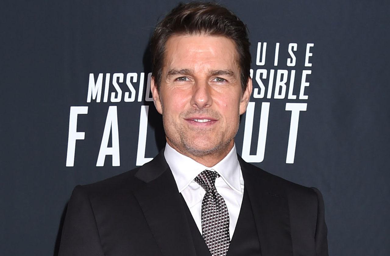 Tom Cruise 'Top Gun' Sequel Florida