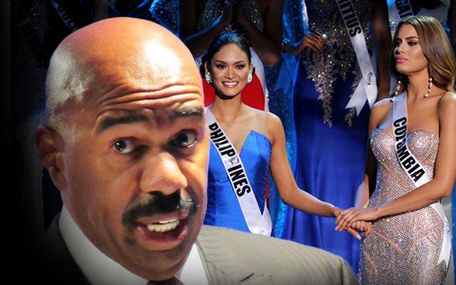 Miss Universe Steve Harvey Mistake Details