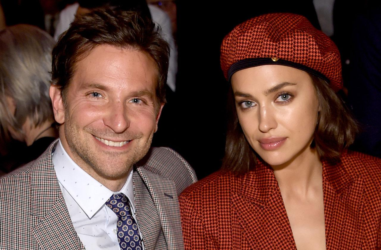 Bradley Cooper Gushes Irina Shayk During BAFTA Speech
