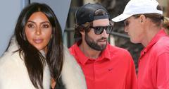Brody Jenner Kim Kardashian Bruce Jenner