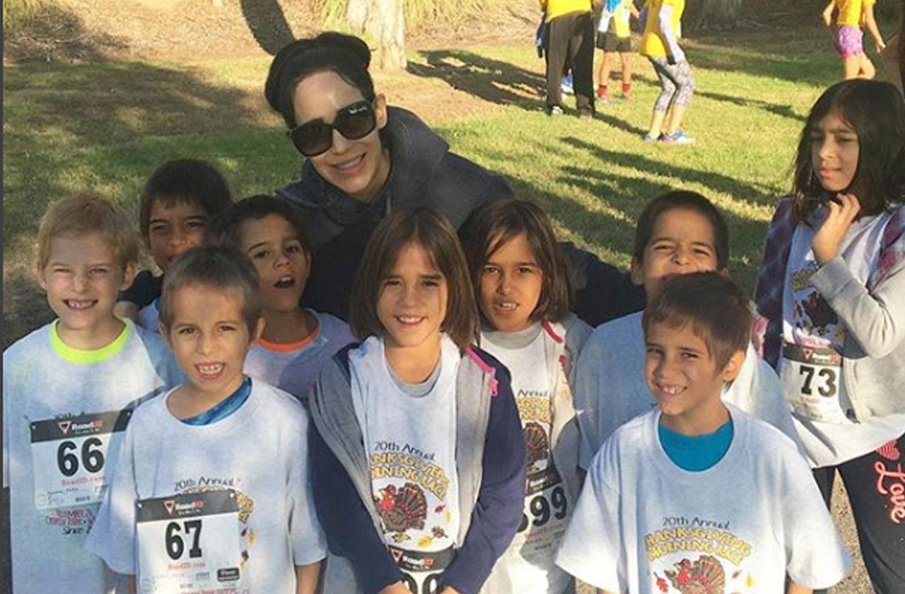 Octomom Nadya Suleman Pills Booze Fourteen Kids
