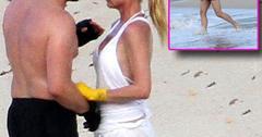 //nicollette sheridan martial arts beach inf