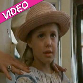 //angelina jolie film debut video