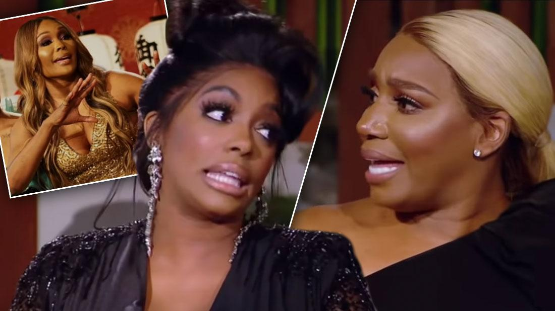 'RHOA' Reunion Recap NeNe Leakes Fights With Cynthia & Porsha