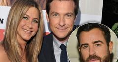 //Jennifer Aniston Holiday Friends Split Justin Theroux pp