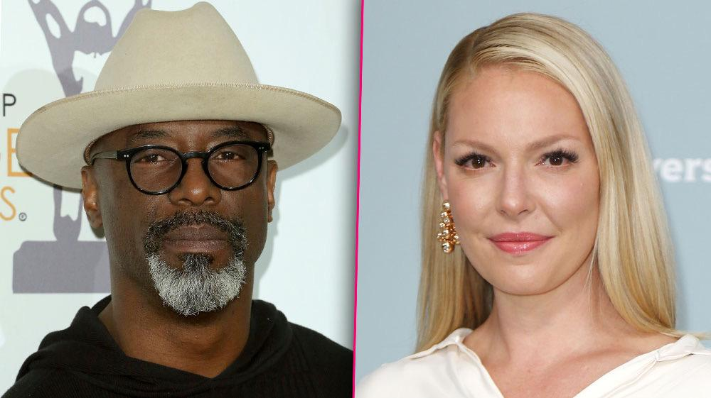 Isaiah Washington Reignites Feud With Former 'Grey's Anatomy' Costar Katherine Heigl