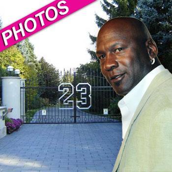 //michael jordan house sale baird warner