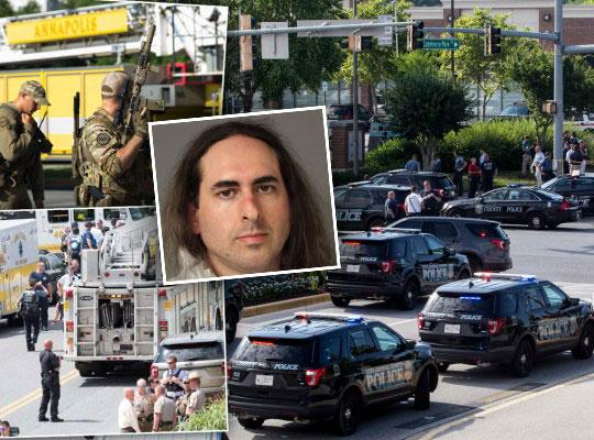 //maryland newspaper shooter identified pp
