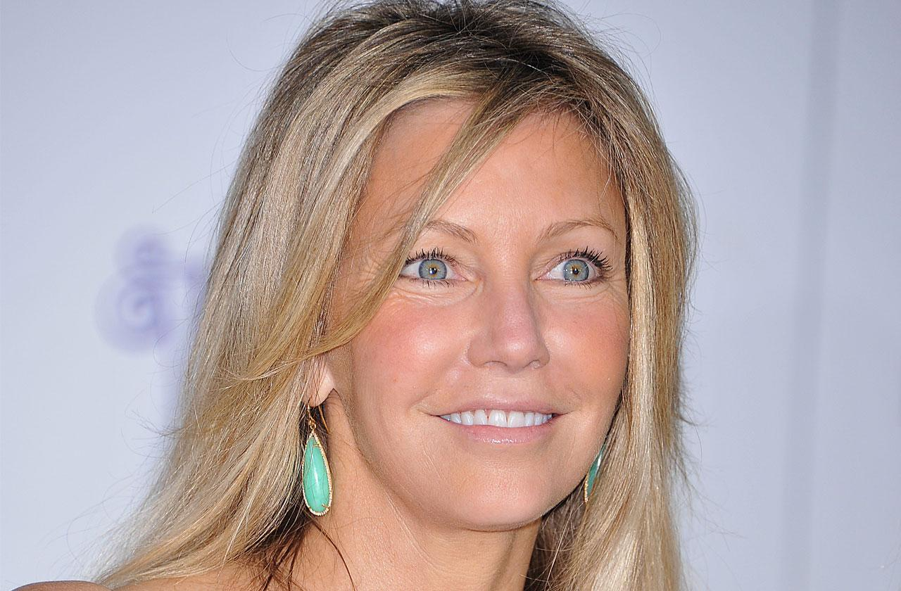 Heather Locklear Family Hospitalized
