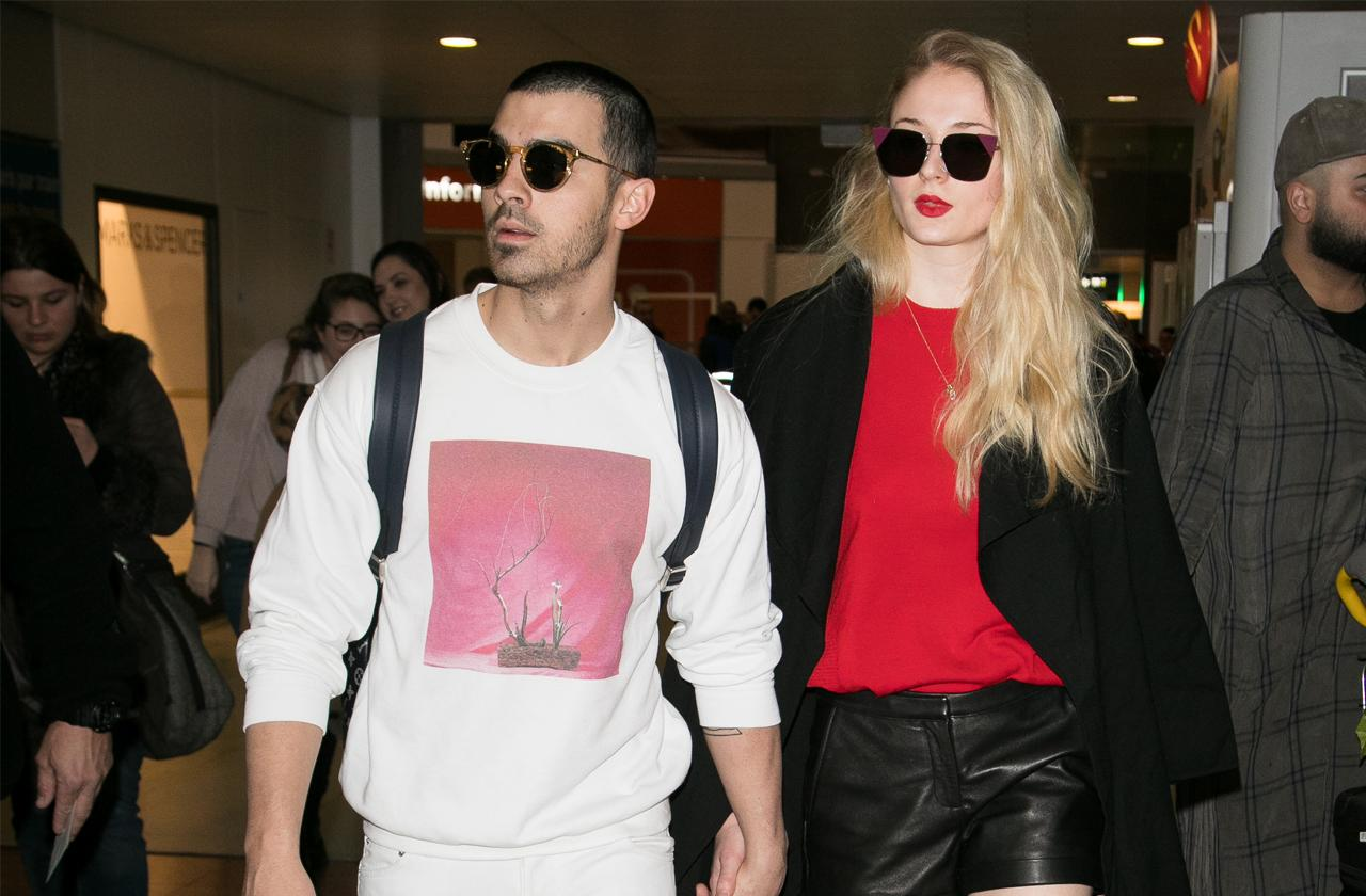 //joe jonas and sophie turner get engaged pp